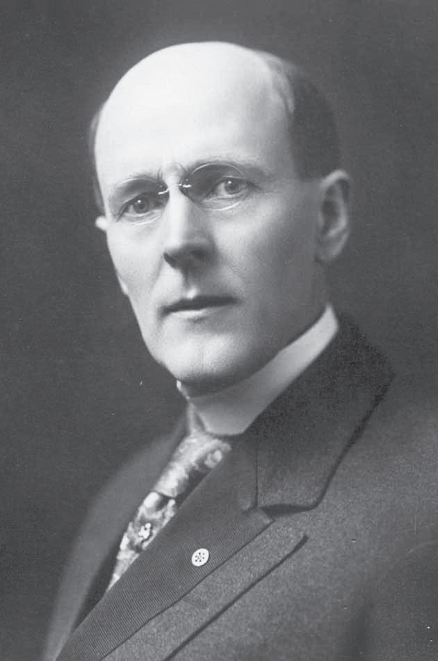 Paul Harris, Founder of Rotary International
