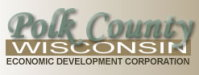 Polk County Wisconsin Economic Development Corporation Logo