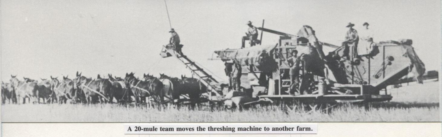 Ag -  Threshing Machine